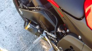 9. 2014 yamaha R6 two brothers full exhaust.