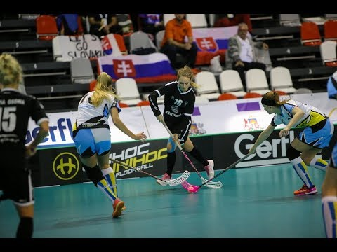 EFC 2017 - Women's Final - Interplastic Olimpia Osowa Gdansk v SK 98 Pruske
