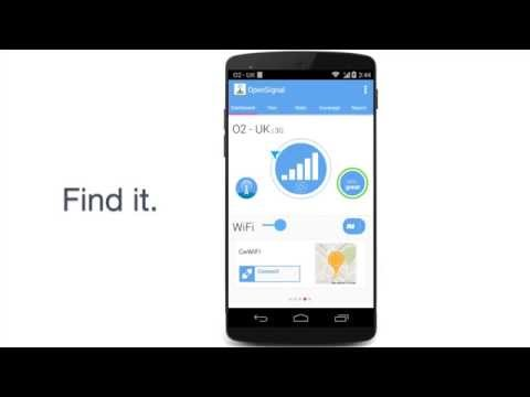 Video of 3G 4G WiFi maps & speedtest
