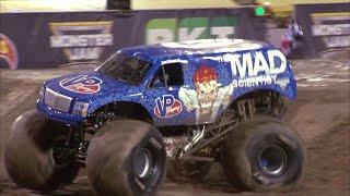 Pierwszy na świecie FrontFlip w Monster Truck'u! Nikt wcześniej nie odważył się tego zrobić!