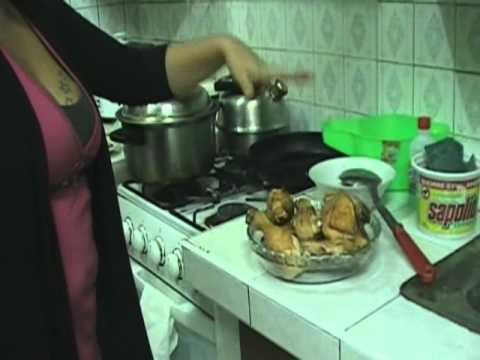 Escabeche de pollo