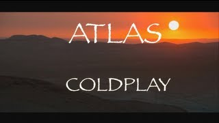 Coldplay - Atlas (Lyric Video) lyrics (Bulgarian translation). | Some saw the sun