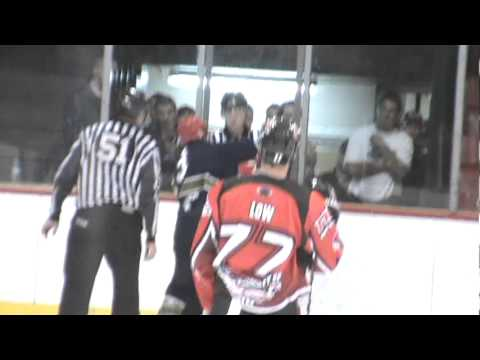 L-Bourque vs Chicoine 11-10-02