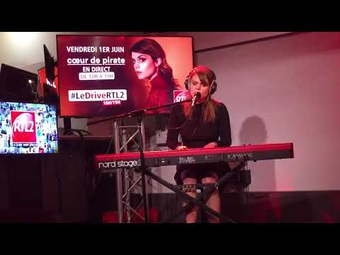 Coeur De Pirate - Somnambule / Stand By Me (Live @ Le Drive RTL2)