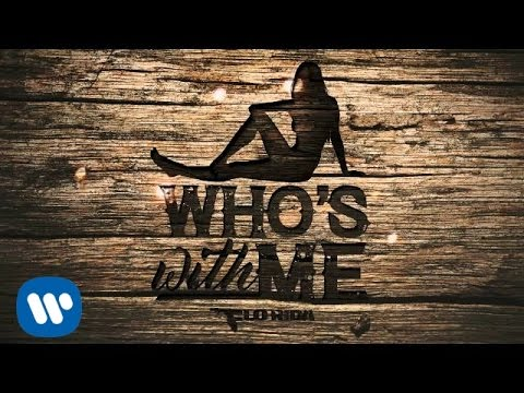 FLO RIDA「Who's With Me」Official Audio