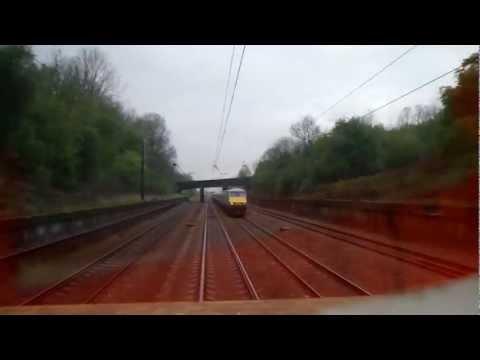 Class 91 Cab Ride - London KX - Stevenage (Part 2)