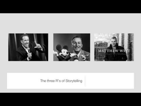 The 3 R's of Storytelling with Randy Lane - Momentum 2015