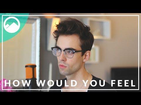 Ed Sheeran - How Would You Feel (Paean) [Cover] (видео)