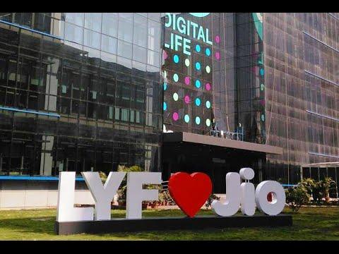 This is how Reliance Jio's Navi Mumbai office looks like