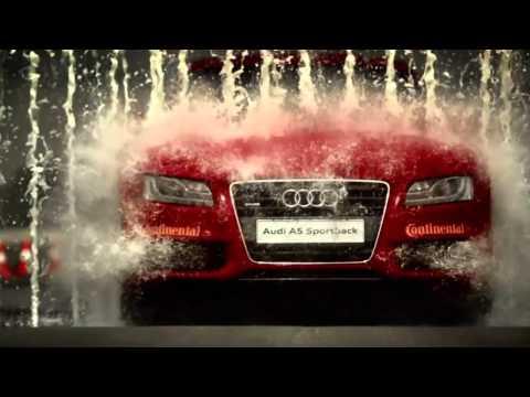 Audi  Шикарная реклама автомобилей Audi