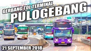 Video Banyak Bus Ngebut Disini - Hunting Bus di Tol Terminal Pulogebang Jakarta (21 September 2018) MP3, 3GP, MP4, WEBM, AVI, FLV September 2018