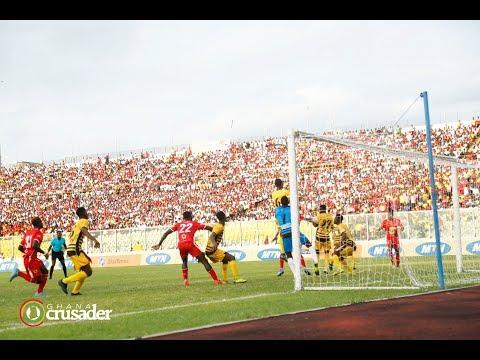 Kotoko vs Asec Mimosas Otumfuo Osei Tutu II @20 Commemorative football match