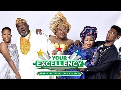 Your Excellency Full Movie |Funke Akindele Bello, Akin Lewis, Shaffy Bello, Osas Ighodaro| Review