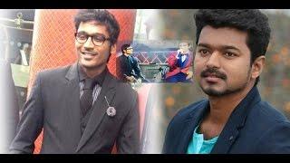 Dhanush talks about Vijay in 9th Annual Vijay Awards curtain raiser