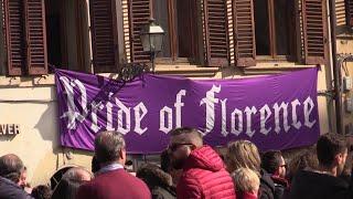 """Video Firenze, il popolo viola saluta Davide Astori: """"Lo amavamo e lui sapeva amare noi"""" MP3, 3GP, MP4, WEBM, AVI, FLV Juli 2018"""
