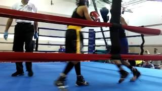 Presley boxing in Florida