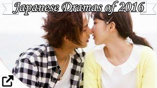 Video Top Japanese Dramas of 2016 (#01) MP3, 3GP, MP4, WEBM, AVI, FLV September 2018