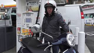 8. How to Fuel Up Your Vespa/Piaggio scooter
