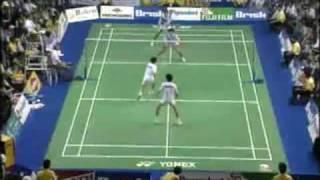 Complete badminton training part 1