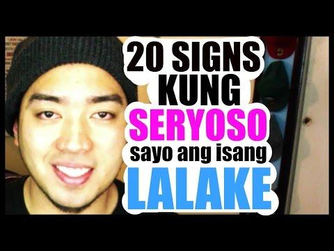 Video 20 Signs kung seryoso sayo ang isang lalake download in MP3, 3GP, MP4, WEBM, AVI, FLV January 2017
