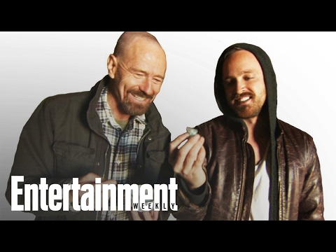 Bryan Cranston Reveals What's in the Breaking Bad Prop Meth