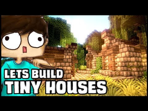 Minecraft lets build tiny houses download and play for Online tiny house builder