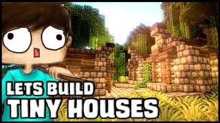 Minecraft Lets Build: Tiny Houses