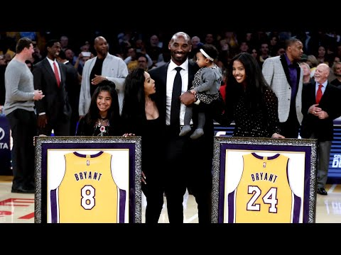 Video: Kobe Bryant's ceremony was perfectly done