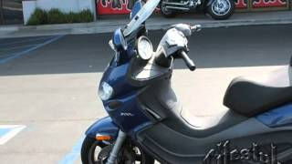 7. 2005 Piaggio X9  Used Motorcycles - Anaheim,California - 2013-08-20