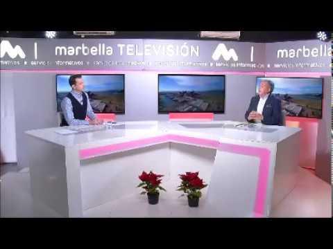 Entrevista al presidente de Marinas de Andalucía en Radio Televisión Marbella