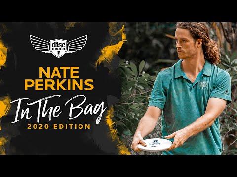 Nate Perkins In the Bag 2020 - Discmania