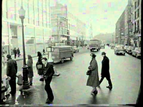 dublin - The footage was part of a CIE Dublin Bus training video shot in 1965 Watch 'Dublin Town 1965' on this channel which includes the edited bits from this film w...