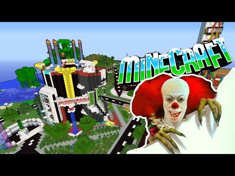 #46 Цирк в Minecraft!!! +БОНУС