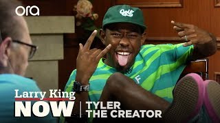 """Tyler, the Creator on """"Larry King Now"""" - Full Episode Available in the U.S. on Ora.TV"""