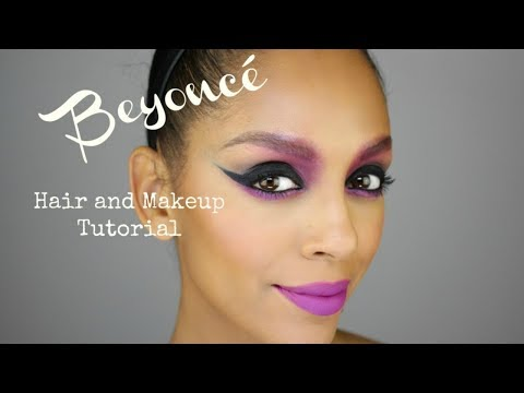 incredibile make-up artist - trasformazione in beyoncè