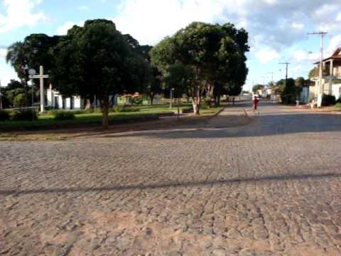 7º Praça (parte1-2009) /Bonito de Minas / Norte de Minas Gerais