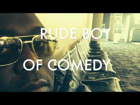 Faizon Love The Rude Boy of Comedy Live in Stockton CA-Bay Area Block Report Exclusive