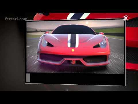 ferrari 458 speciale - focus sull'aerodinamica