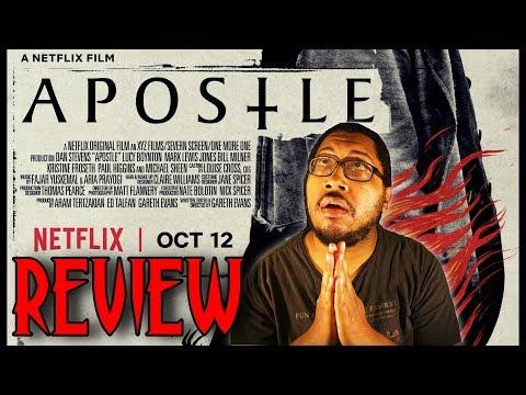 Apostle (2018) Review | Netflix Horror Movie Review
