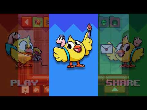 Chicken Wiggle Play, Create, Share Trailer