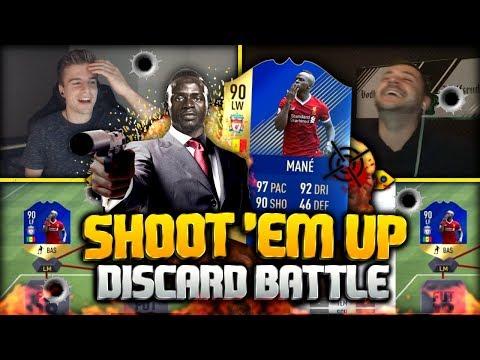 FIFA 18: TOTS MANÉ DISCARD Shoot 'em Up BATTLE!🔥😱