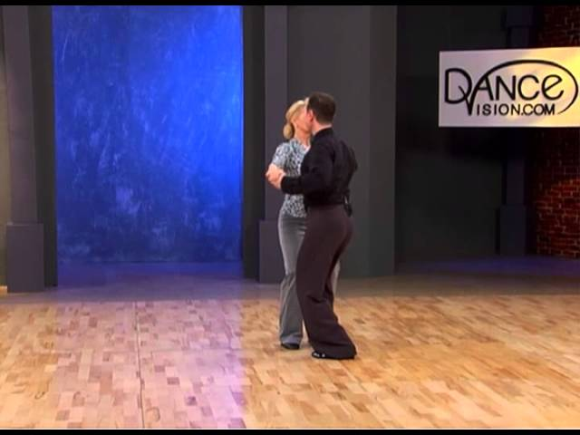 Intermediate Ballroom Building Blocks HQ Ballroom Dance DVD Waltz Foxtrot
