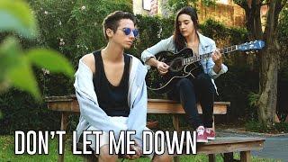 DONT LET ME DOWN - The Chainsmokers (Cover por Bajo Ningún Término)