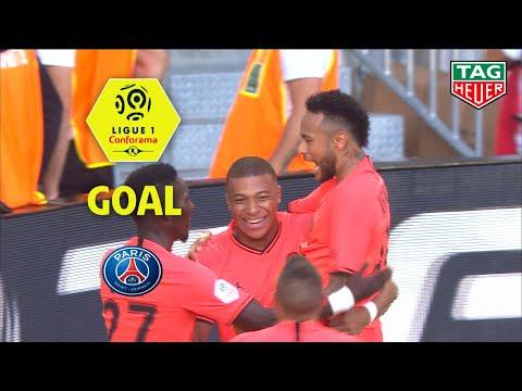 Goal NEYMAR JR (70') / Girondins de Bordeaux - Paris Saint-Germain (0-1) (GdB-PARIS) / 2019-20