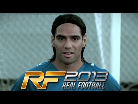 Video of Real Football 2013