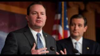 Mike Lee and Ted Cruz are trying to craft legislation to truly end ObamaCare, but many of their fellow Republicans want to keep the unconstitutional law. By Steve Byas - https://www.thenewamerican.com/usnews/health-care/item/26388-lee-and-cruz-offer-repeal-of-obamacare
