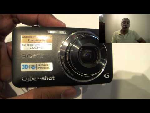 Sony DSC-WX5 review