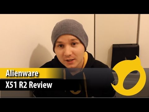Alienware X51 R2 Review