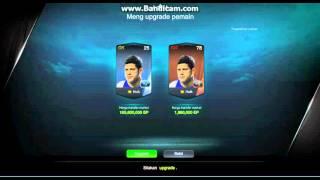 Upgrade Hulk +8 Fifa Online 3, fifa online 3, fo3, video fifa online 3