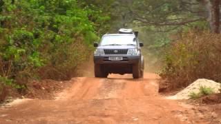 Freetown Peninsula Road April 2015